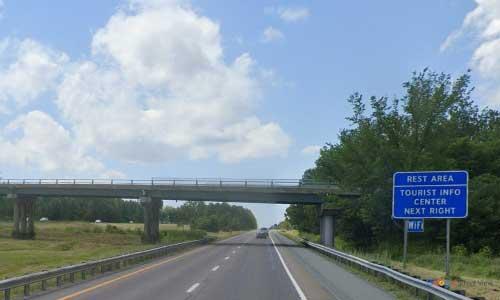 vt interstate 89 vermont i89 williston north information welcome center rest area mile marker 82 northbound off ramp exit